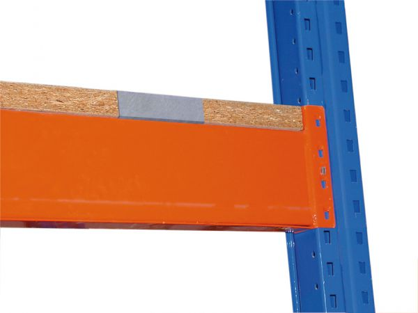 Spanplatten-Auflagen für Palettenregale
